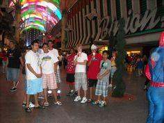 Drive Elite Team in Vegas - summer 2009
