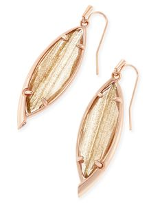 Maxwell Drop Earring