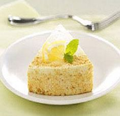 No-Bake Lemon Cheesecake-is a delicious and an easy, quick (15) minutes to prepare recipe for a very light in txture cheesecake. It is also a healthy, low calories, low fat, low cholesterol, low sodium, low sugars, low carbohydrates, heart healthy, diabetic an Weight Watchers (2) PointsPlus recipe. Makes 8 Servings.