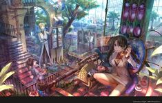 Anime - photo wallpapers, anime characters pictures / Page 119 Sf Wallpaper, Photo Wallpaper, Wallpaper Backgrounds, Original Wallpaper, Comic Anime, Anime Comics, Anime Art, Anime Chibi, Anime Wallpaper Download