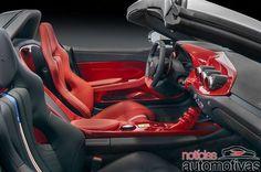 Primeiras imagens da Ferrari F60 América