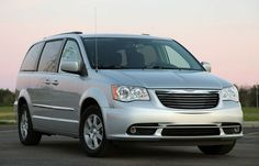 2015 Chrysler Town And Country Van