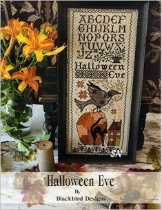 Halloween Eve by Blackbird Designs