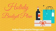 Holiday Budget Planning Eases Stress #TDHolidayTips #ad @tdbank http://kellysthoughtsonthings.com/holiday-budget-planning-eases-stress/