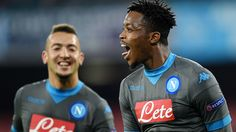 Napoli slår scoringsrekord i Europa League