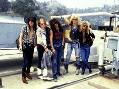 Guns - N - Roses  -80s
