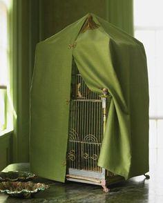 accesorios para jaulas de canarios