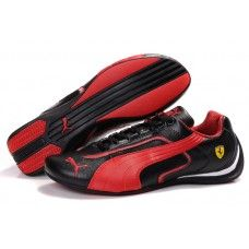 Puma 2012 Men New Board Black/Red