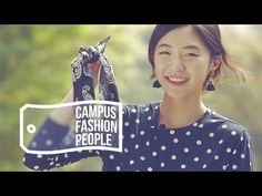 Seoul Women's University student 'GAIN' introducing six reversal looks out of three items! Jang Hae-min which is a various magazine cover model, amateur photographer's model, shopping mall fitting model, etc shows numerous fashion tips.