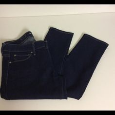 Levi's Jeans bought in Brazil NWOT Mod.Rise/Skinny These Levi's purchased in Brazil  so the size is a little bit different .  They are blue  and Never worn (so are NWOT).size W26/L34. Has 26 Demin Curve Modern Rise Skinny. Levi's Jeans