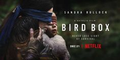 Bird Box is one of the Netflix trending film right now. Though we know Netflix is usually super-secretive with regards to viewing Best New Movies, New Movies To Watch, Good Movies, Sandra Bullock, Films Netflix, Netflix Original Movies, Netflix Horror, Imdb Movies, John Malkovich