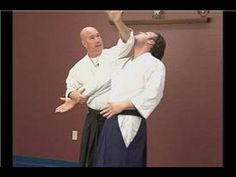 Ryotedori Waza: Intermediate Aikido Techniques : Sayunage to Kubishime from Ryotedori