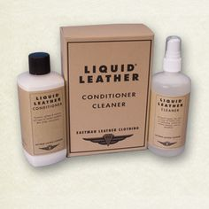 A light and non greasy PH Neutral conditioner is great for leather.