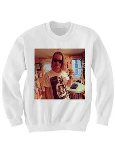 MACAULAY CULKIN WEARING RYAN GOSLING #sweatshirt #shirt #sweater #womenclothing #menclothing #unisexclothing #clothing #tops