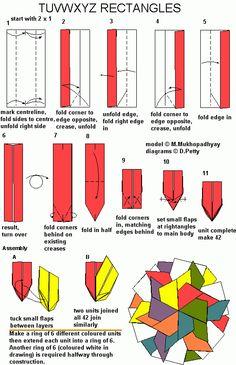 TUVWXYZ rectangles