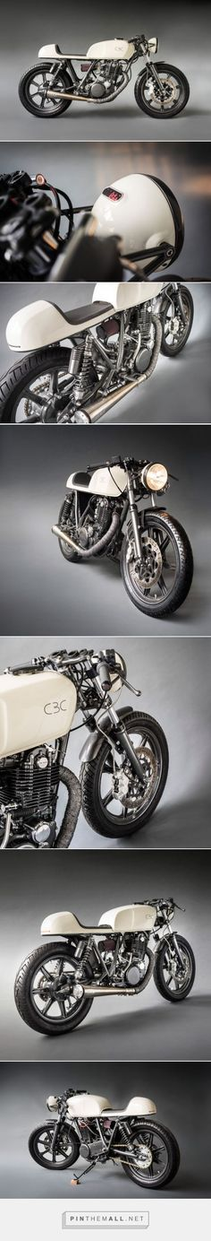 For Motorcycle fans: Momoto SR500: blueprint for a budget cafe.