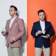 ant and dec Declan Donnelly, Ant & Dec, Made In Uk, Ants, Suit Jacket, Blazer, Pj, Entertainment, Models