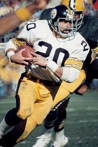 Rocky Bleier- One tough man, who never says I can't.
