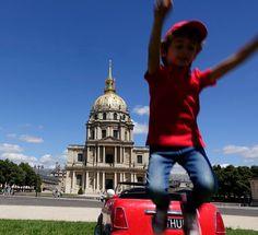 Les grands monuments parisiens sont certes des « musts » à ne pas rater, mais Paris recèle bien d'autres centres d'intérêt, même pour les enfants. #Paris #Monument #Visite #Arthurautourdumonde