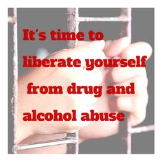 Liberate yourself from #drugs
