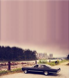 my dream car. '67 chevy impala this is what I want to take my kids to school in