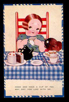 CHLOE PRESTON postcard    eBay