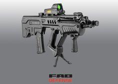 New TAR Podium Bipod From FAB Defense