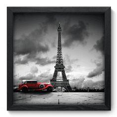 Quadro Decorativo - Torre Eiffel - 083qdv