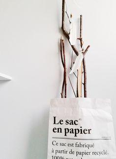 be-poles - be-poles — LE SAC EN PAPIER  #bepoles