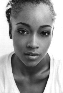 Yaya  Dacosta ------ she is so pretty