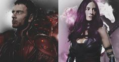 Magneto & Psylocke Are Ready for War in 'X-Men: Apocalypse' Posters -- Michael Fassbender's Magneto and Olivia Munn's Psylocke are front and center on two new character posters for 'X-Men: Apocalypse'. -- http://movieweb.com/x-men-apocalypse-character-posters-magneto-psylocke/