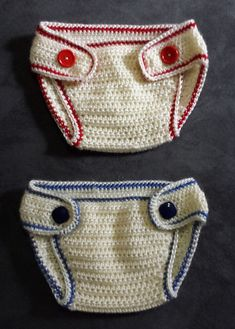 Ravelry: Baby Sport Diaper Cover pattern by Farrah for 365 Crochet