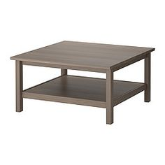 Hemnes Coffee Table, White Stain White