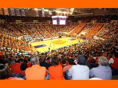 Littlejohn Coliseum.....played volleyball in littlejohn