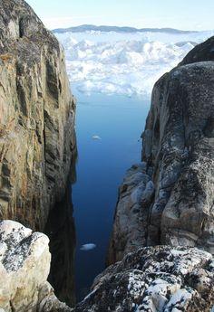 Sermeq Kujalleq Glacier, Ilulissat, Greenland