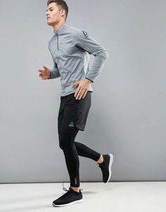 add5b56bd4af1 Men's Reebok Running shorts, 2 in 1 shorts, compression shorts, training  shorts,. Athletic OutfitsAthletic FashionAthletic WearGym ...