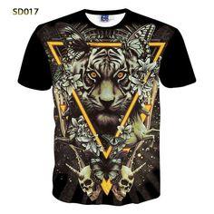 New Fashion Abstract 3D Print Black T-shirt for Women/Men Leisure Short-sleeve O-neck Fancy 3d t shirt Top Tees S-XXL