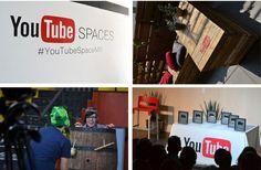Sabías que YouTube Pop-Up Space llega a México