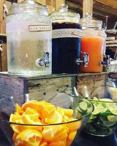 Kelkka: vodkaa, passoaa ja appelsiinimehua