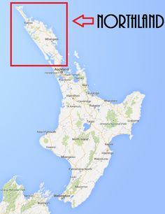 Where is Northland - New Zealand's Northland - A Mini Road Trip - The Trusted Traveller
