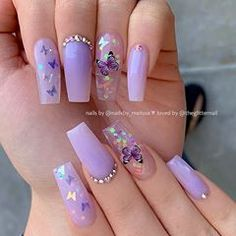Reklam 1 Reklam 2 4 or Please swipe! Pick your favorite and leave a comment below! Purple Glitter Nails, Purple Acrylic Nails, Acrylic Nails Coffin Short, Best Acrylic Nails, Accent Nail Designs, Purple Nail Designs, Acrylic Nail Designs, Minimalist Nails, Cute Nails