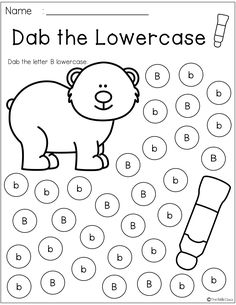 Free Letter of the Week B is perfect for beginning of the year in preschool or kindergarten. Students will develop their phonics, reading, handwriting, and fine motor skills. There are 20 pages activities and worksheets to help teach the letter B. Kindergarten | Morning Work| First Grade | Pre K | Letter of the Week B | Free worksheets