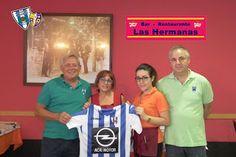 Equipo de fútbol de Guadalajara (España): BAR RESTAURANTE LAS HERMANAS, RENUEVA CON EL HOGAR...