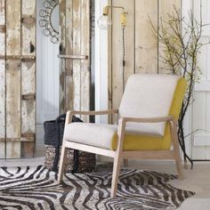 Constantin Armchair - Armchairs - Shop By Item - Sofas & Upholstery