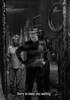 Stay Awake - fatalitum: A Nightmare on Elm Street 3: Dream...