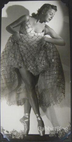 Marge Champion, c 1937