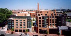 handelarchitects.com | Ritz-Carlton, Georgetown