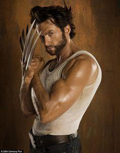Hugh Jackman - Wolverine!