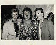 DB, Little Richard and ?