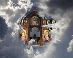 Апостол Павле беше узнесен у рај, а затим до трећега неба – да ли у тијелу, да ли изван тијела, не знам – каже он, и чуо је тамо неисказане...